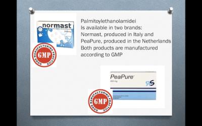 GMP Normast en PeaPure