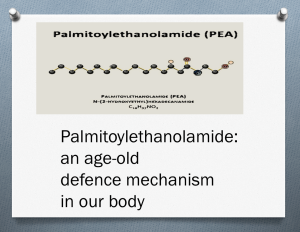 PEA-natural molecule