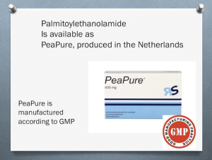 PeaPure is GMP produced