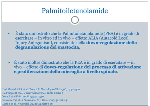 Palmitoylethanolamina
