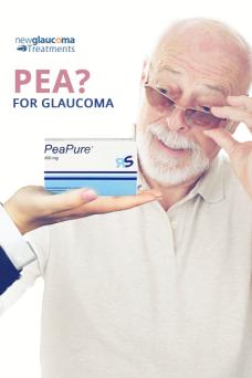 PEA tegen verhoogde oogboldruk: aanbevolen door Amerikaanse oogartsen